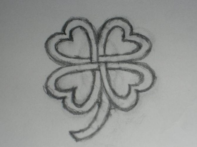 Celtic Clover This Would Make A Cute Tattoo | Ruth Tattoo Ideas