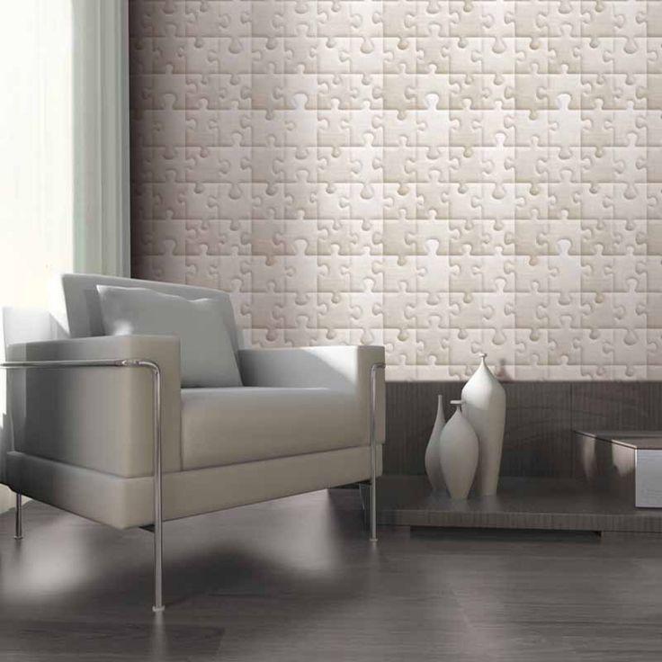 17 meilleures id es propos de papier peint capitonn sur pinterest lit capitonn papier. Black Bedroom Furniture Sets. Home Design Ideas