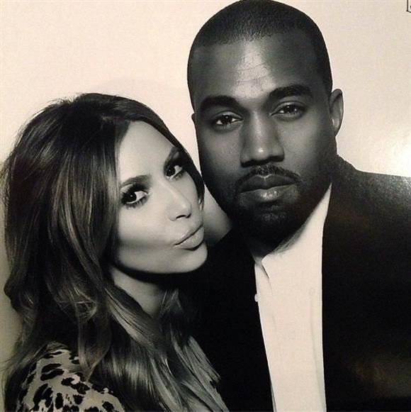 Kim Kardashian's Christmas celebrations