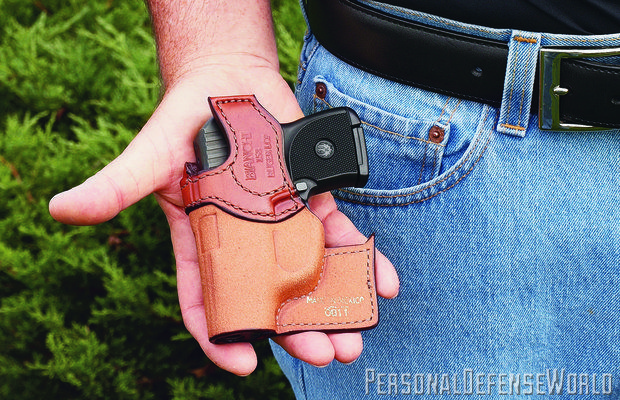 Pocket pistols. Things to think about.
