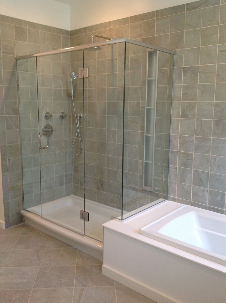 17 Best Images About Frameless Shower Glass With Top