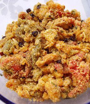 Ricette di contorni salentini: da provare i peperoni con la mollica