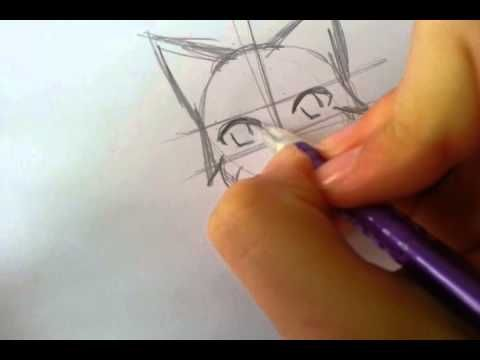 How To Draw A Warrior Cat Request I Love Crafts