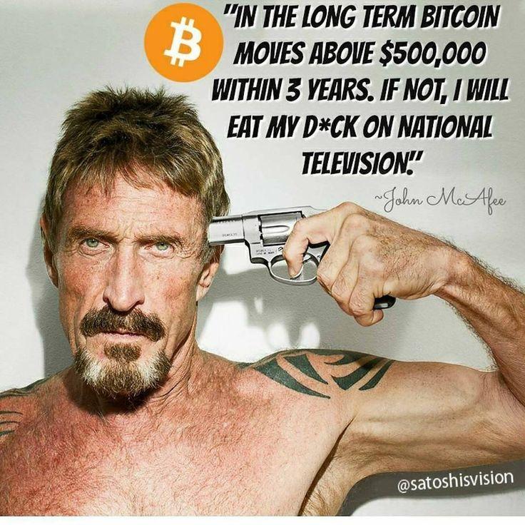#Repost @satoshisvision ・・・ HahahJohn McAfee . . . #Bitcoin #Ethereum #Cryptocurrency… #Repost @satoshisvision ・・・ HahahJohn McAfee . . . #Bitcoin #Ethereum #Cryptocurrency #Crypto  #Litecoin #Monero #Zcash #Steemit #Binance #Bitcoins #Cryptocurrencies #Investing #FinancialFreedom #Eth #L...