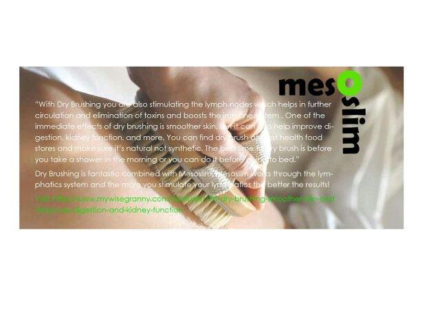 For more info visit www.facebook.com/mesoslimcenturion