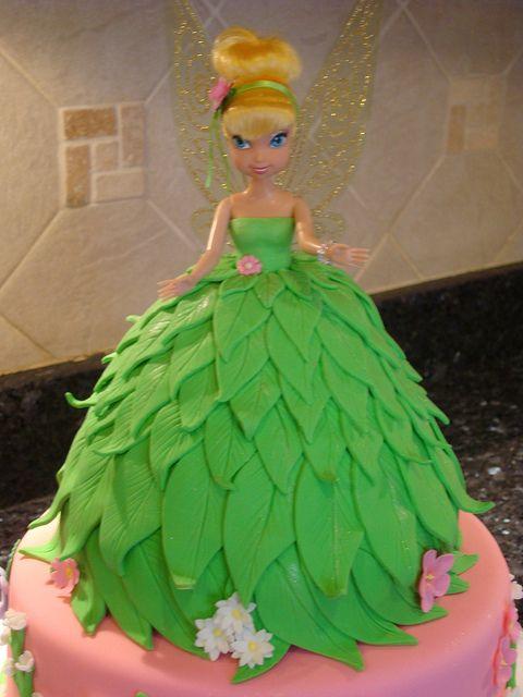 tinkerbell cake ideas - Αναζήτηση Google