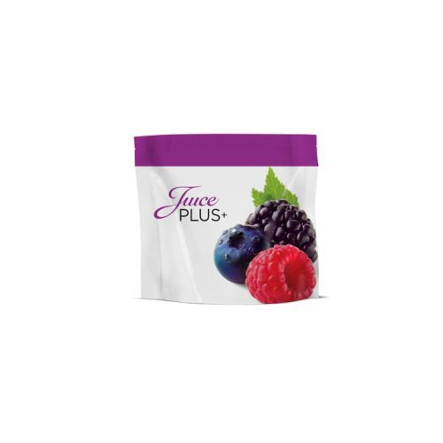 The Juice Plus+ Chewables Berry Blend