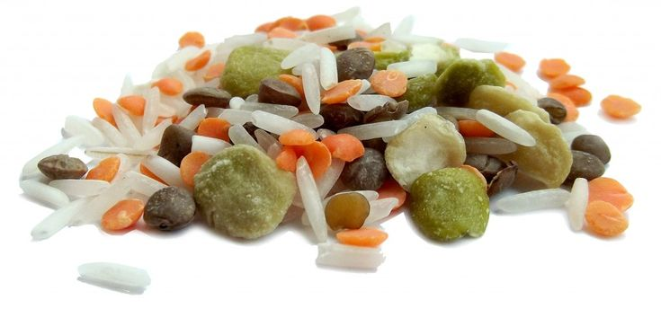 Le lundi, c'est Veggie   La nouvelle gamme de mélanges gourmands céréales et légumes secs de @sabarotwassner : une façon simple et rapide de privilégier les protéines végétales ! <3 #IYP2016 #AIL2016 --------------------------------- The Sabarot new Gourmet blends: a tasty solution to eat vegetable proteins. #pulses #healthy