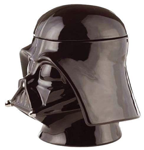Star Wars Plätzchendose / Keksdose Darth Vader 3D