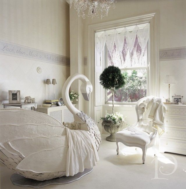 Best 25 Swan Nursery Decor Ideas On Pinterest