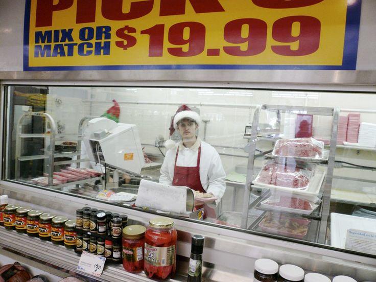 Michael Julius, Christmas Butcher, photo