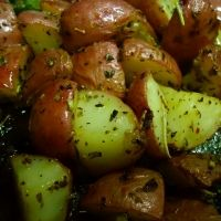 These were good.  I did not have all the spices needed so I made due with what I had.  I'll make them again and use all the spices and see how they turn out. The perfect side - Oven Roasted Red Skin Potatoes Recipe