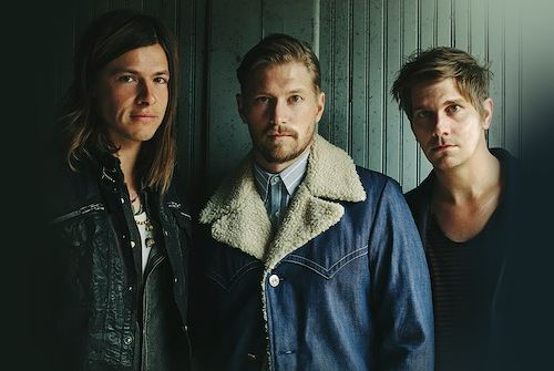 NEEDTOBREATHE- Seth Bolt, Bear Rinehart, and Bo Rinehart. Good-lookin' and God-fearin' Southern boys.