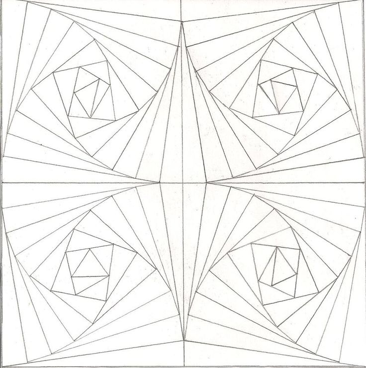 Optical Illusion Coloring Pages   Printable Coloring Pages