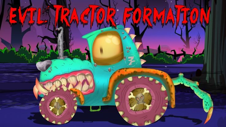 We love the scary costumes and scary food and monsters too. But do you kids know who loves Halloween more than us? It's the cartoon cars from Kids RHymes and they are here in this video teaching us various vehicles with the help of formation and uses  #Scarytractor #kids #nurseryrhymes #preschool #toddlers #kidssongs