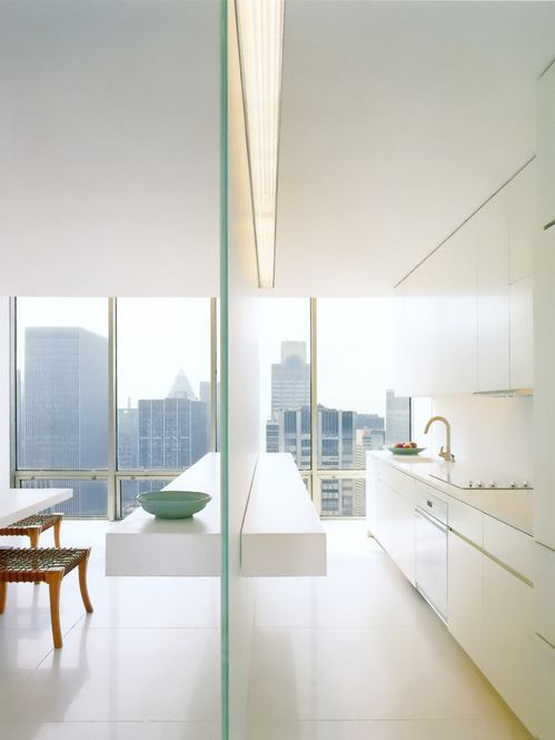 the continuous ledge through what looks like frosted glass is awesome!