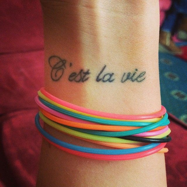 Tattoo Quotes Neck: Best 25+ Meaningful Wrist Tattoos Ideas On Pinterest