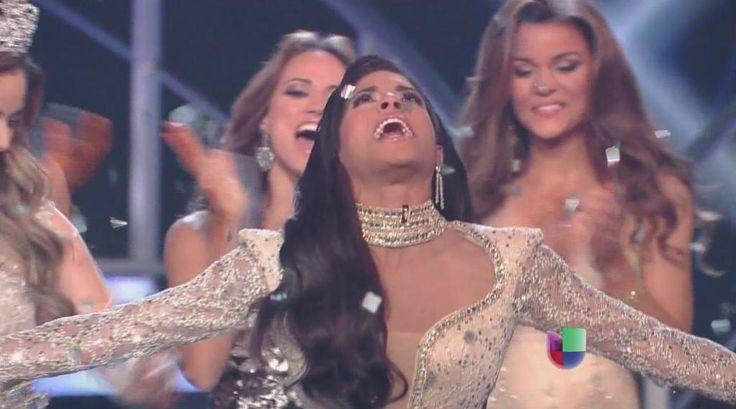 La Ganadora De Nuestra Belleza Latina 2015 Es Francisca Lachapel #Video