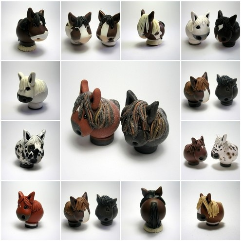 how to make fimo animals