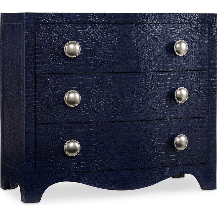 Hooker Melange Blue Nile Chest HO-638-85097 $1189.00