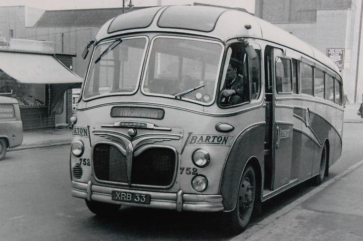 Barton Transport - Duple bodied Commer Avenger