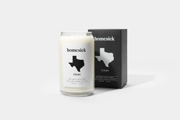 Head back to Texas with this fragrance reminiscent of dark leather, fresh pine, and thick lemon slices. A floral note of cyclamen and a touch of sage help balance the big bold scents of the Lone Star State. Made from all natural soy wax in the USA Typical burn time is 60-80 hours Candles weigh 13.75 oz each Hand Poured To preserve the quality of the candle in the heat of the season, we will only ship on Mondays and Tuesdays. This applies to all shipping methods selected and applies to al...
