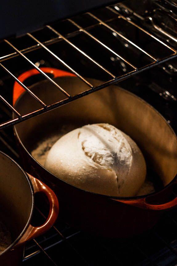 sourdough bread: a beginner's guide | theclevercarrot.com