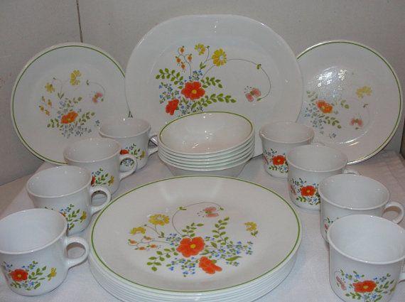 Walmart Corelle Plates Simple Corelle Dishes ... & Corelle Impressions Watercolors Dinnerware Set - Castrophotos