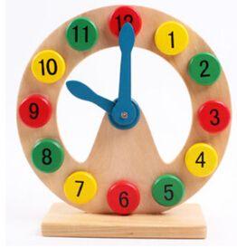 Forma geométrica Brinquedo Criativo Relógio Digital Forma Oca Relógio De Brinquedo De Madeira Inteligência Cognitiva em Kits modelo de Construção de Brinquedos Hobbies & no AliExpress.com | Alibaba Group
