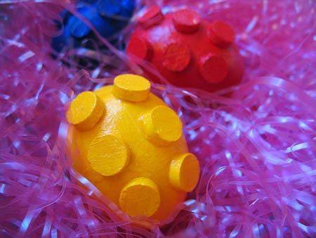 Loving the LEGO egg idea ...