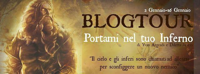 Atelier di una Lettrice Compulsiva: Tappa Speciale Blog Tour Portami nel tuo Inferno +...