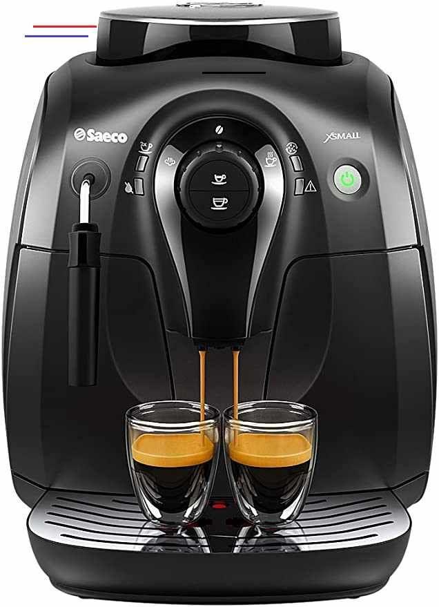 Saeco Hd8645 47 Vapore Automatic Espresso Machine X Small Black Automaticespressomachine In 2020 Espresso Machine Espresso Best Home Espresso Machine