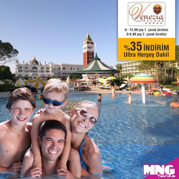 Venedik sarayları Antalya sahillinde!  Kurban Bayramı'nda Venezia Palace Deluxe Resort Hotel fırsatları için;   bit.ly/mngturizm-venezia-palace-deluxe-resort-15-9-2015  #mngturizm #senyeterkitatiliste