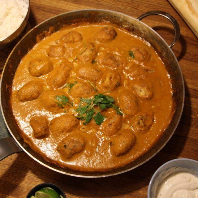Tofu Tikka Masala på 30 minuter! | Jävligt gott - vegetarisk mat och vegetariska recept för alla, lagad enkelt och jävligt gott.