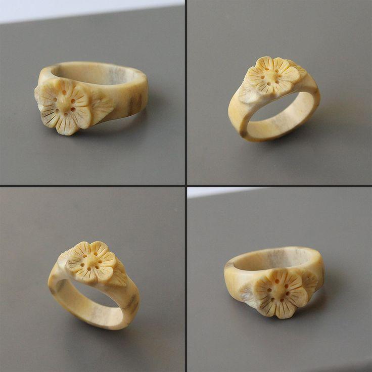 Antler ring 29 by BDSart