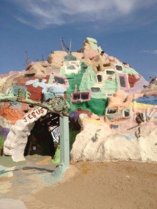 17 Best Images About Los Angeles On Pinterest Salvation Mountain