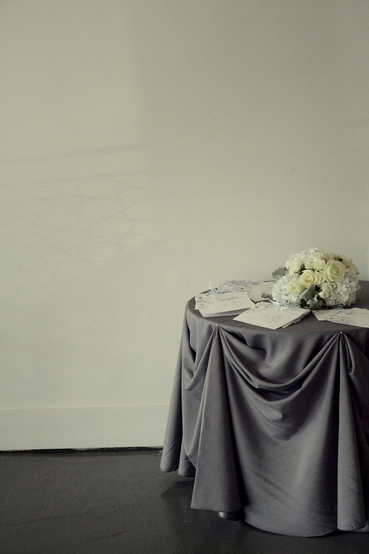 Nice idea of draping for table cloths that are too big    Photography By / http://jeremyLAWSONphotography.com,Event Planning