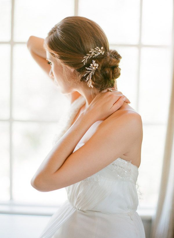 190 best ANGELA 3333 images on Pinterest | Bridal hairstyles ...
