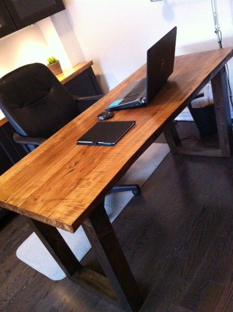 23 best live edge wood slab top dining tables images on for Finishing live edge wood