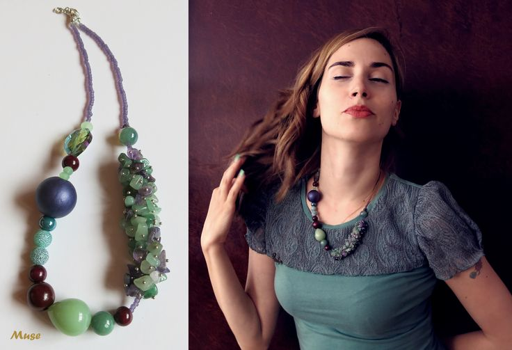 Mystical Touch - Muse Unique Handmade Jewelry