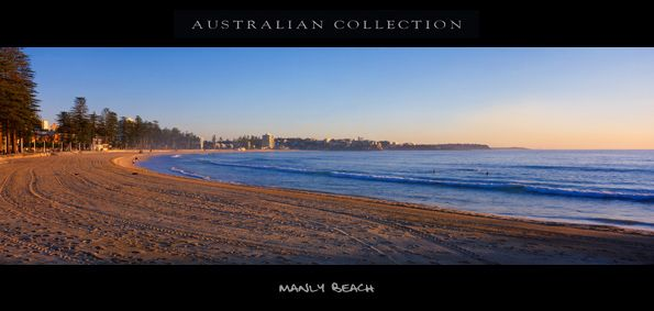 Hello, What makes going to Manly Beach so pleasant is the ferry ride over from Sydney. Regards Peter !