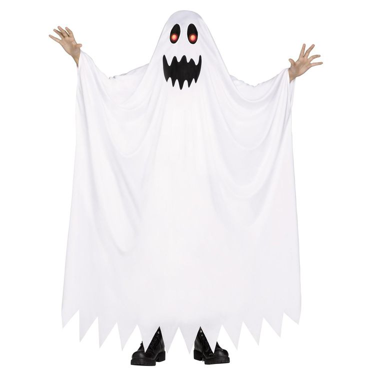 Buy Kids Fade In & Out Ghost Costume