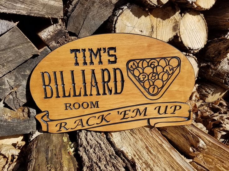 Excited to share the latest addition to my #etsy shop: Personalized Billiard Game Room Saloon Sign Man Cave Sign Custom Pub Sign Wooden Billiard Signs Speak Easy Game Room Signs 18 x 11 Pine 766 http://etsy.me/2D53lWf #housewares #homedecor #birthday #fathersday #woodw