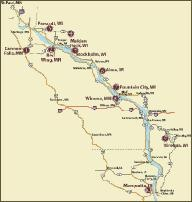 The Great River Road Wine Trail. Founded in 2009 when nine wineries located near the Mississippi River in MN, WI and IA joined together to market their unique part of the world.