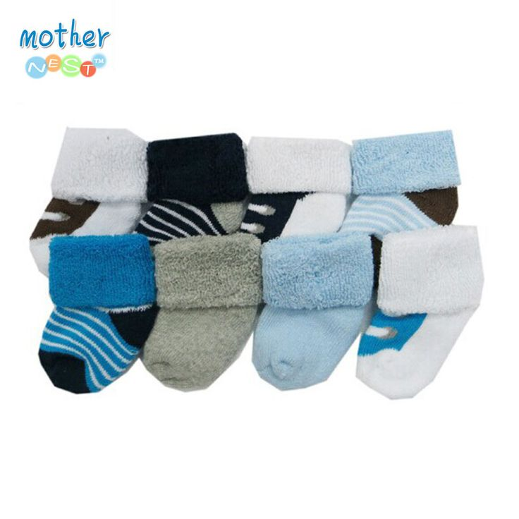 8pair/lot Free Shipping USA Luvable Friends  High Quality Cotton Baby Socks baby girl and boy socks.0~3 months
