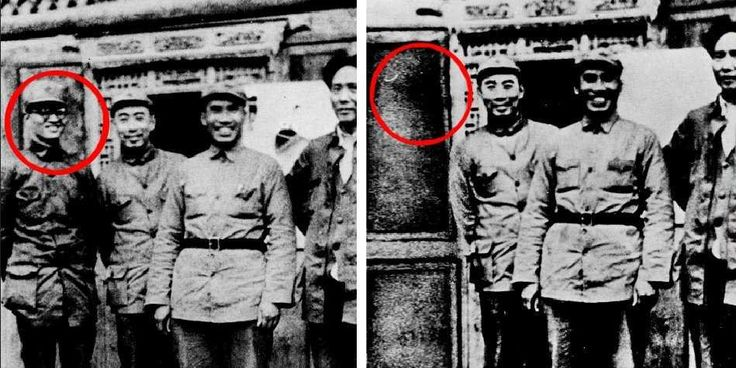 People Who Were Erased From History - Business Insider