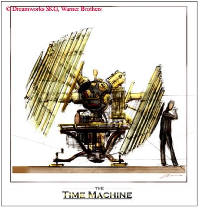 The Time Machine Project-Dreamworks Time Machine Cocept ...