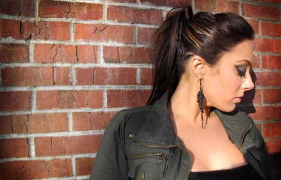 Rocker-Chic Hair Tutorial