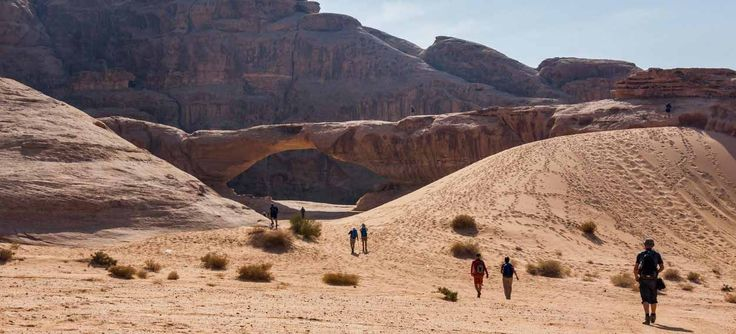 Wadi Rum  http://www.ibisegypttours.com/tour-packages/egypt-and-jordan-tours/egypt-pyramids-luxor-aswan-and-petra-tours