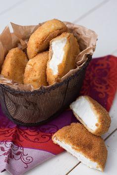 Primosale fritto: croccante e sfizioso, perfetto per l'aperitivo o come confort food!  [Fried primosale cheese]